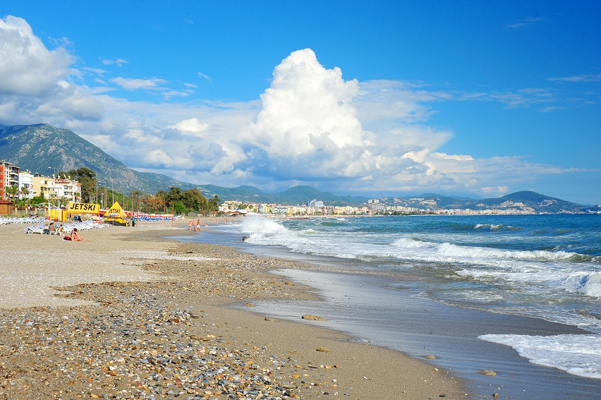Cleopatra Beach, What to see in Alanya