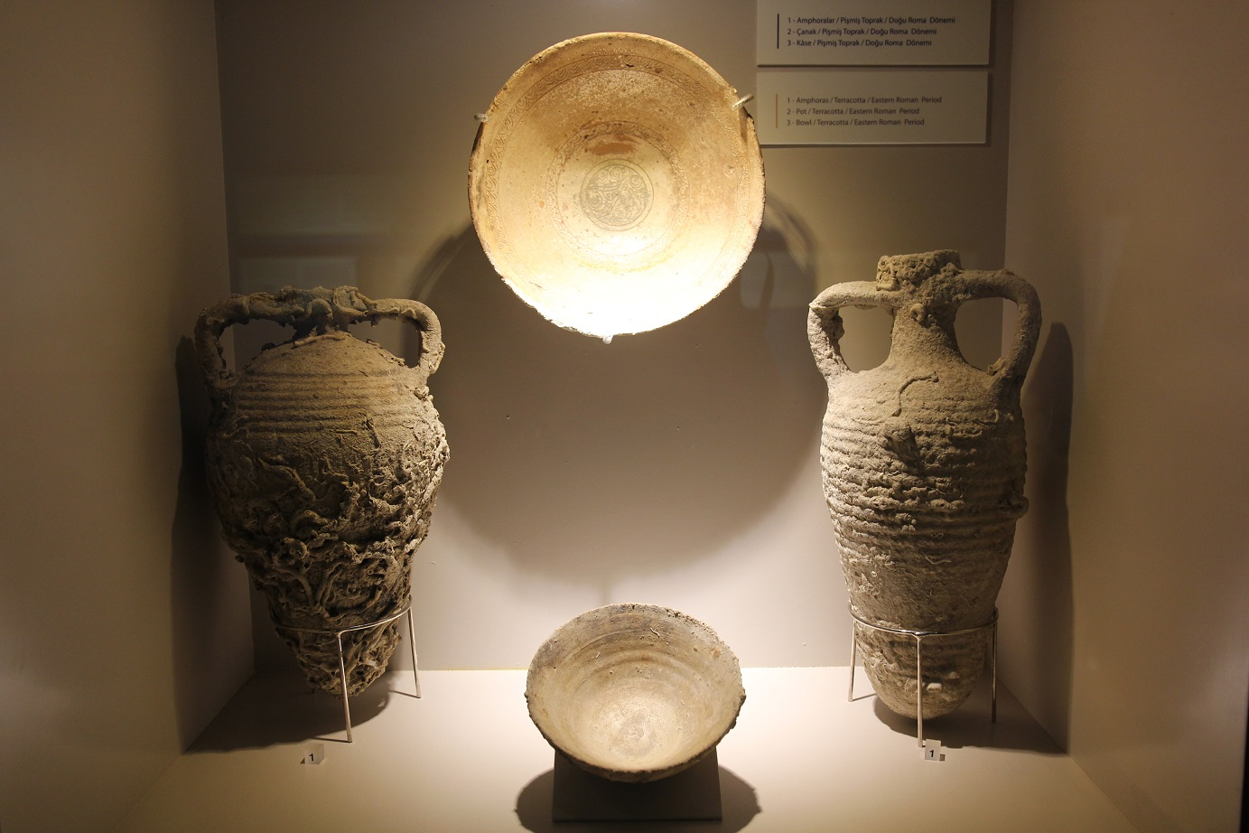 What to see in Alanya AAlanya Archaeological Museum