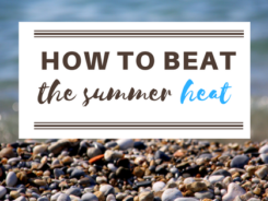 how to beat the summer heat turkey