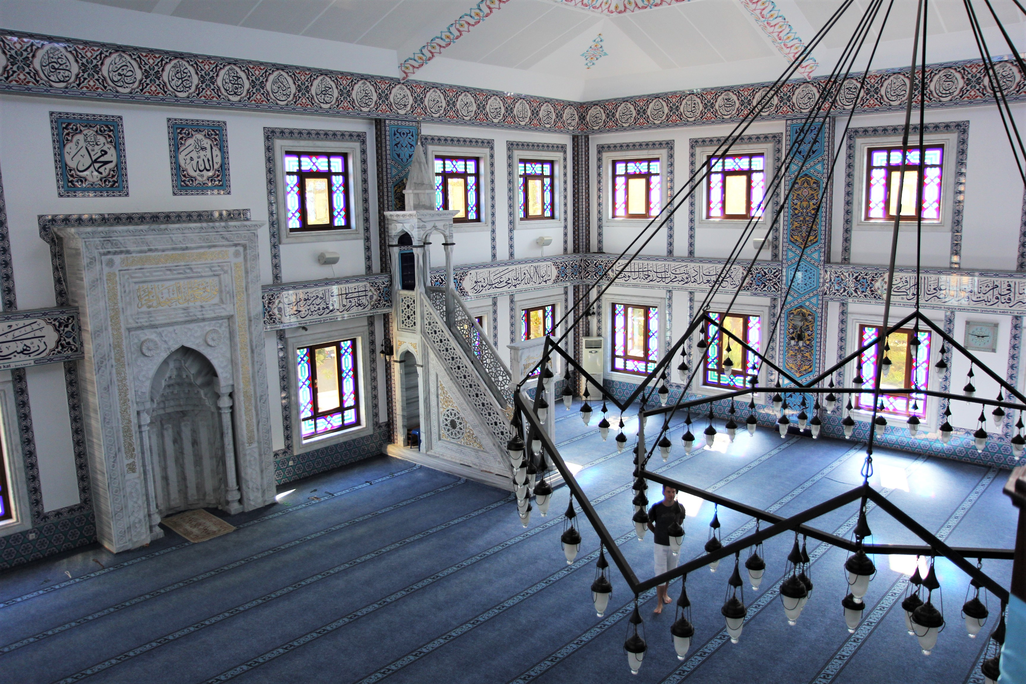 Mosque in Alanya, Turkey